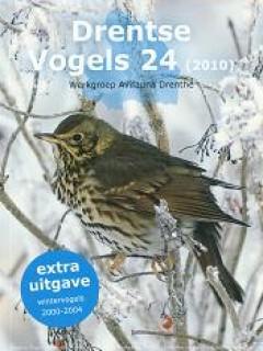 Drentse Vogels 24 (extra uitgave: wintervogels)